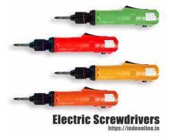 Electronic screwdriver